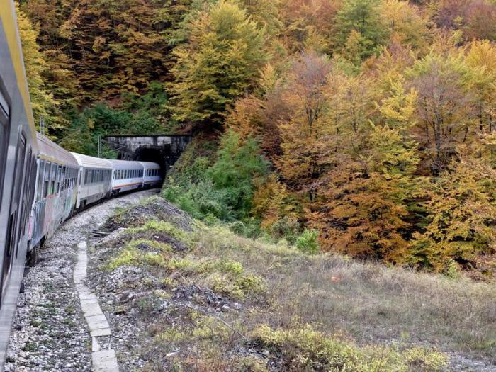 Montenegro Express Serbia