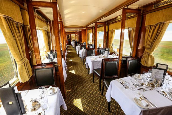 Dining Car layout
