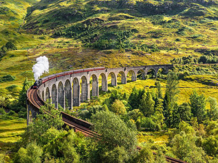 Jacobite Train Scotland